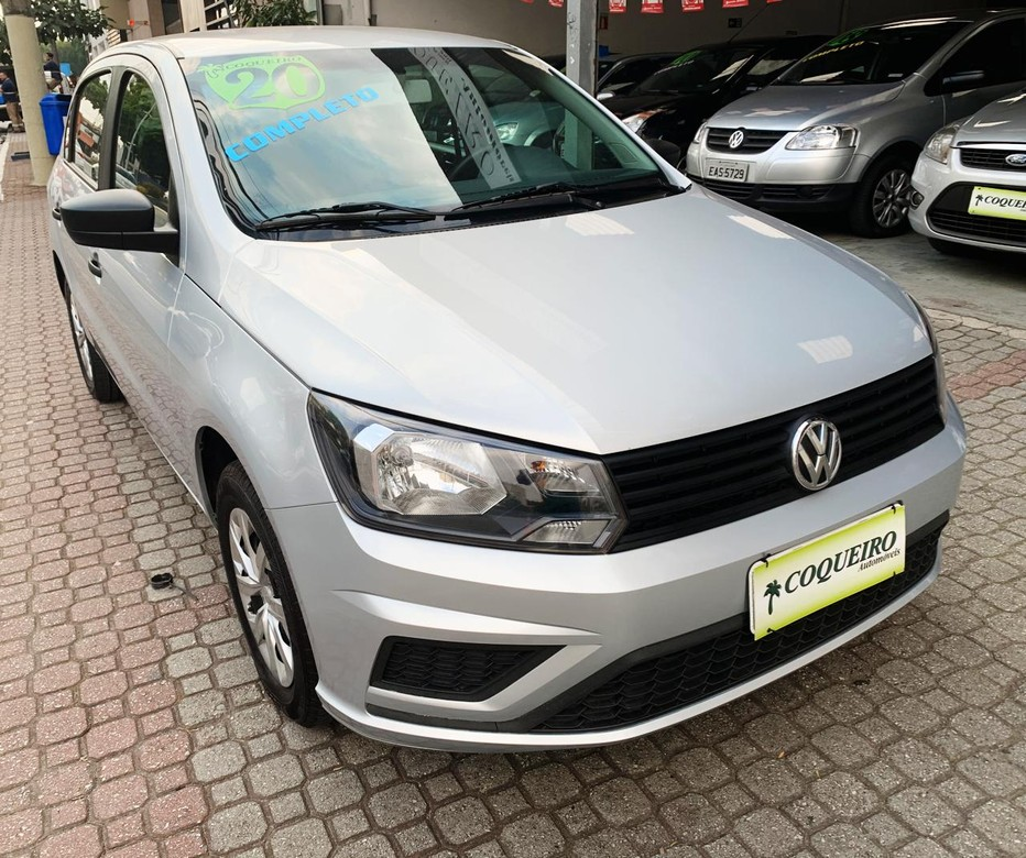 VOLKSWAGEN GOL 1.0 12V MPI TOTAL CITY 2020