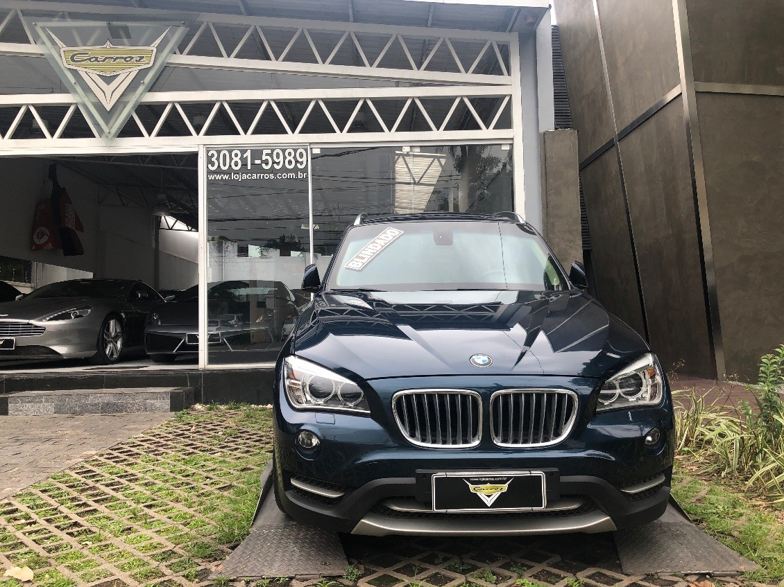 BMW X1 2.0 16V TURBO SDRIVE20I 2014