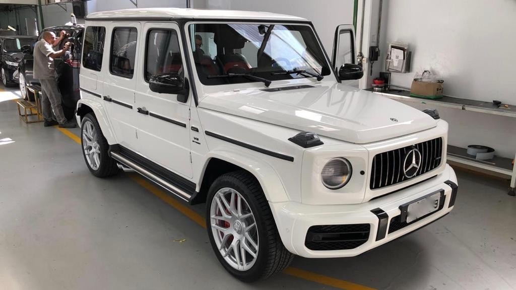 MERCEDES-BENZ G 63 AMG 4.0 V8 TURBO EDITION 1 2019