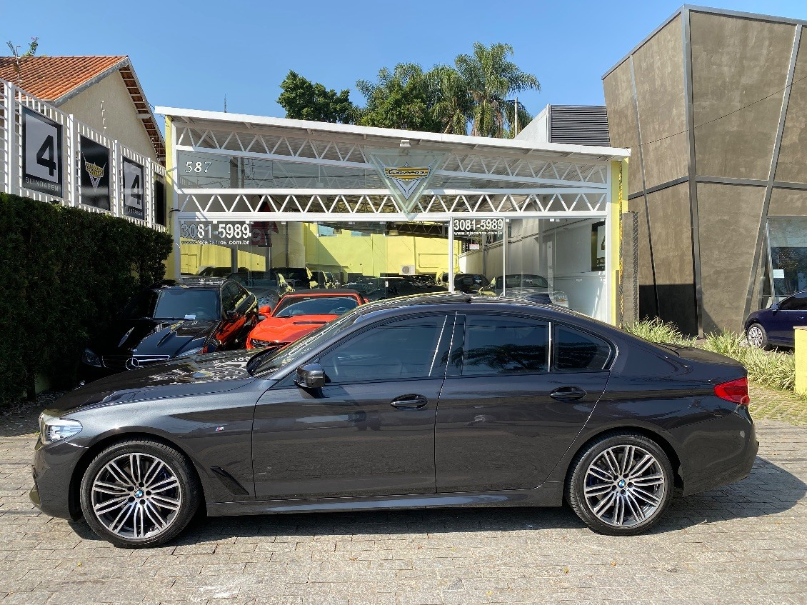 BMW 530I 2.0 16V TURBO M SPORT 2019
