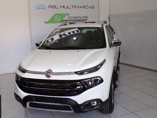 FIAT TORO 2.0 16V TURBO RANCH 4WD 2021