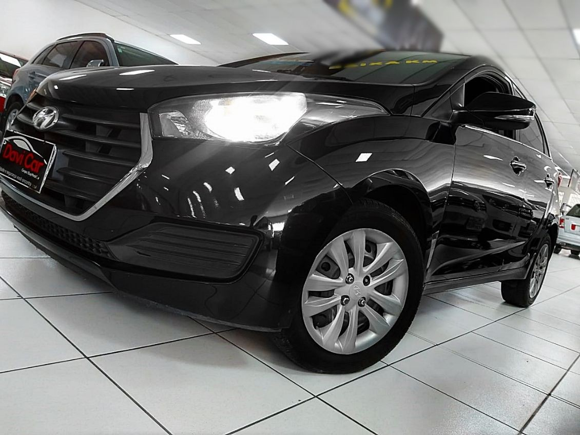 HYUNDAI HB20 1.0 COMFORT PLUS 12V TURBO